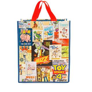 Disney - 海外ディズニー トイストーリー4 エコバッグ ショッピングバッグ