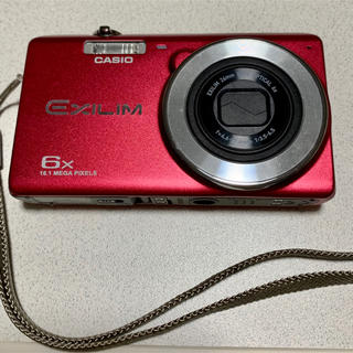 カシオ(CASIO)のCASIO EXILIM 6X(コンパクトデジタルカメラ)