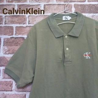 カルバンクライン(Calvin Klein)のカルバンクラインジーンズ CalvinKleinJeans 半袖ポロシャツ(ポロシャツ)