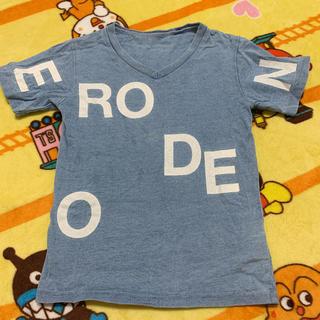 RCWB★ロデオクラウンズ★ロゴ Tシャツ L