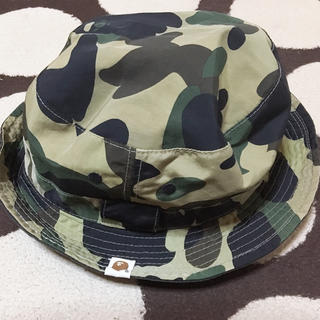 A BATHING APE - APEキャップ