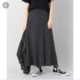 フィーニー(PHEENY)の値下げ◇pheenyドットスカート(ロングスカート)