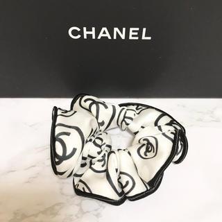 CHANEL - シュシュ ノベルティ CHANEL