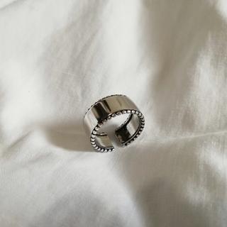 ロンハーマン(Ron Herman)の【New】925 dot wide ring *(リング(指輪))