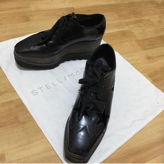 ステラマッカートニー(Stella McCartney)のステラマッカートニー  エリススターシューズ(ローファー/革靴)