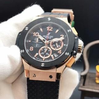 HUBLOT - 高級 ウブロ 腕時計 機械自動巻き 防水 未使用