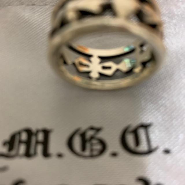 シルバーリング 最終値下げ! メンズのアクセサリー(リング(指輪))の商品写真