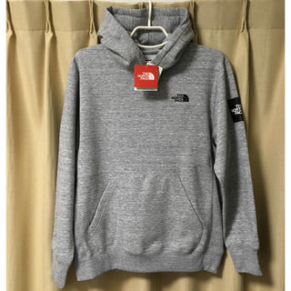 ザノースフェイス(THE NORTH FACE)のTHE NORTH FACE SQUARE LOGO HOODIE 19FW-I(パーカー)