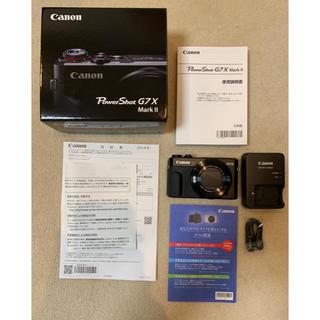 Canon - CANON PowerShot G7 X Mark II