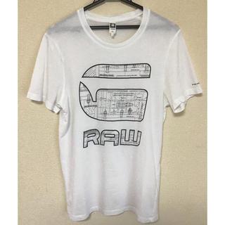 ジースター(G-STAR RAW)のG-STAR RAW ジースター  Tシャツ  Mサイズ(Tシャツ/カットソー(半袖/袖なし))