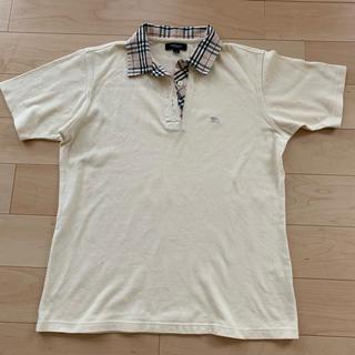 BURBERRY - Burberry レディース ポロシャツ Mサイズ