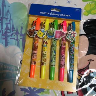 Disney - パークフード    蛍光ペン ディズニー