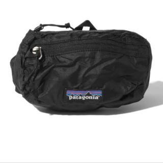 patagonia - 定価4104円!パタゴニア ウエストポーチ 黒 ブラック 1L 新品タグ付き