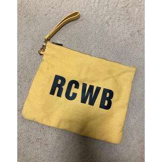 ロデオクラウンズワイドボウル(RODEO CROWNS WIDE BOWL)のRCWB クラッチバッグ(ハンドバッグ)