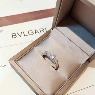 ブルガリ(BVLGARI)の超美品 Bvlgari   指輪(リング(指輪))