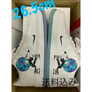 "ナイキ(NIKE)のNike Air Force 1 ""Earth Day"" 26.5cm(スニーカー)"