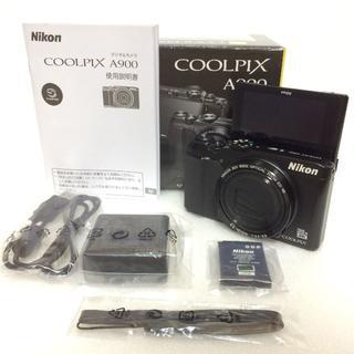 Nikon - NIKON COOLPIX A900 元箱・付属品あり