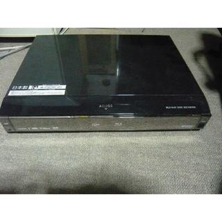 シャープ ブルーレイレコーダー BD-HDW20 ジャンク品