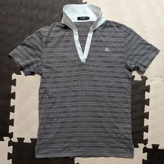 バーバリーブラックレーベル(BURBERRY BLACK LABEL)のバーバリーブラックレーベル 半袖シャツ(Tシャツ/カットソー(半袖/袖なし))