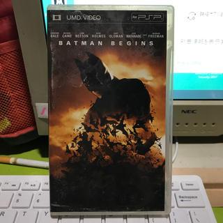 バットマン ビギンズ【UMD】(外国映画)