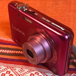 Panasonic - Panasonic lumix DMC-FH7 1600万画素8GB SDカード