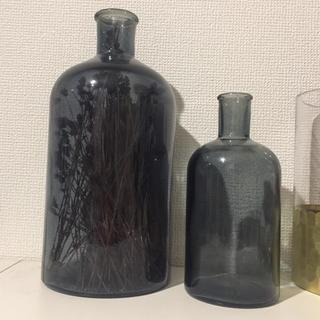 フランフラン(Francfranc)の青山フラワーマーケット フラワーベース 2つセット(花瓶)