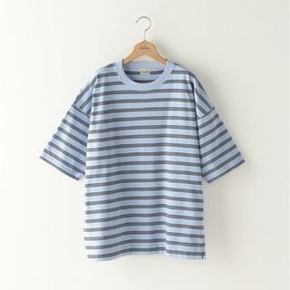 スティーブンアラン(steven alan)のSteven alan ボーダー Tシャツ(Tシャツ/カットソー(半袖/袖なし))