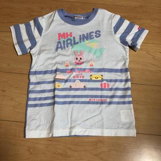 mikihouse - ミキハウス Tシャツ 120