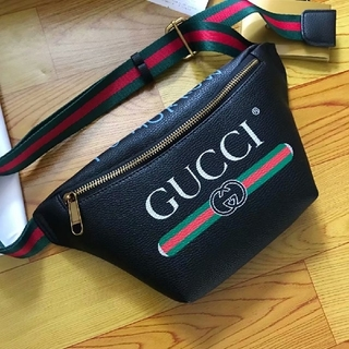 Gucci - グッチ ウエストポーチ