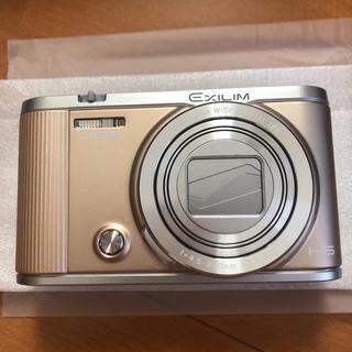 カシオ(CASIO)の美品 CASIO EX-ZR1800 デジカメ WiFi カシオ(コンパクトデジタルカメラ)