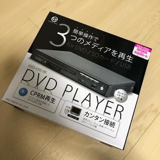 DVD PLAYER   DVDプレイヤー