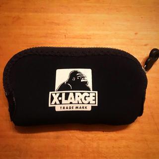 XLARGE - X-LARGE BUILT モードスト系 コラボ コインケース