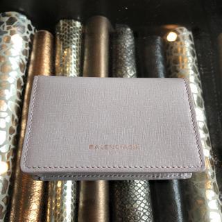 バレンシアガ(Balenciaga)のバレンシアガ BALENCIAGA カードケース ⭐️ 未使用品 ⭐️(名刺入れ/定期入れ)