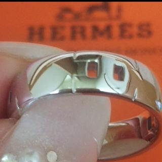 Hermes - エルメス HERMES ヘラクレス リング 指輪 K18 750 金 H 美品
