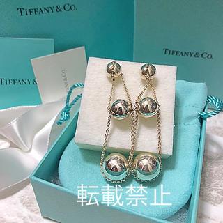 Tiffany & Co. - Tiffanyハードウェア トリプルドロップピアス