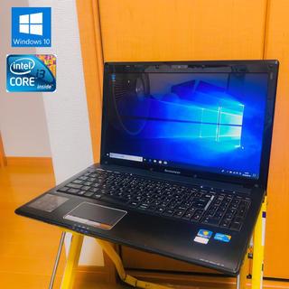 Lenovo - Lenovo G560 ノートPC Office 15インチ ブラック
