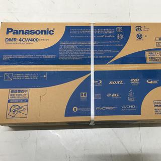 パナソニック ブルーレイ DMR-4CW400