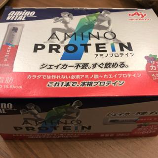味の素 - 60本 アミノバイタル アミノプロテイン  カシス