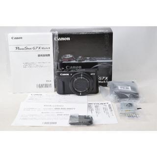 Canon - 綺麗な展示品☆CANON PowerShot G7 X Mark2