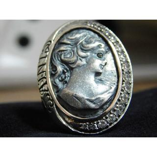 新品 SAINTS 女神シルバーリング 21号 リング 指輪(リング(指輪))