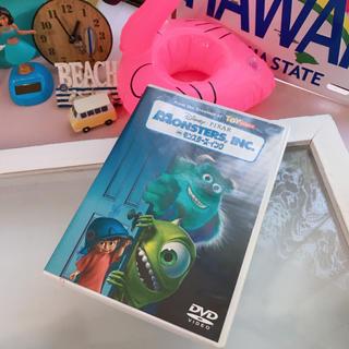 Disney - モンスターズインク DVD 美品( ・ᴗ・ )‼︎