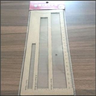 厚さ 測定 定規