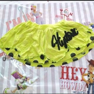 HYSTERIC MINI - ヒスミニ♥高級♥デザイン♥スカート♥ブランド♥子供服♥ドット♥90100♥秋物
