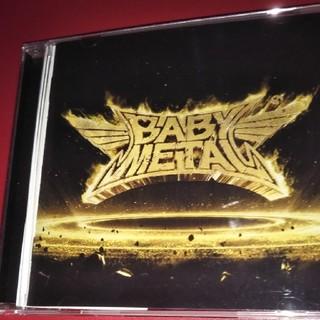BABYMETAL - BABYMetal CD Metal アルバム通常 十二曲