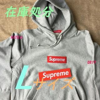 Supreme - Supreme16awBoxLogoHooded Sweatshirt L