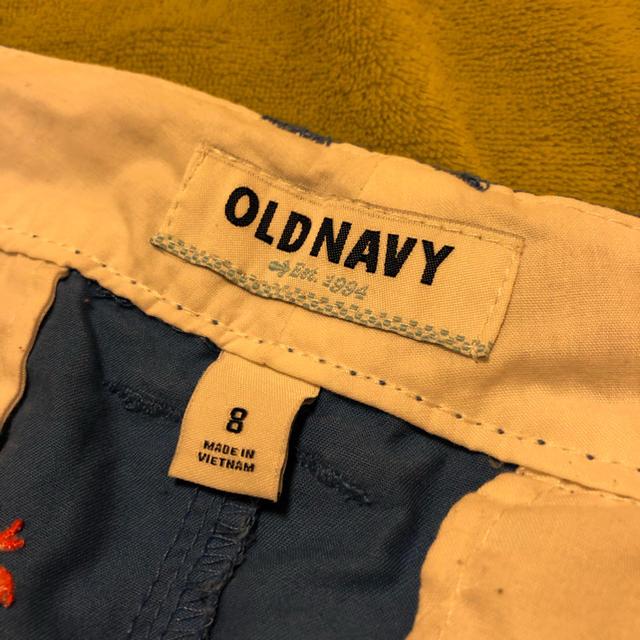 Old Navy(オールドネイビー)のOLD NAVY❤︎ヤシの木柄ショートパンツ レディースのパンツ(ショートパンツ)の商品写真