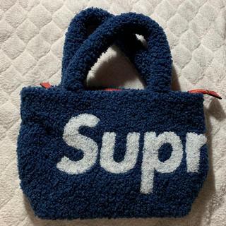 Supreme - supreme★もこもこハンドバッグ