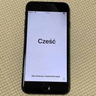 iPhone - iPhone 7 256GB ジャンク jet black