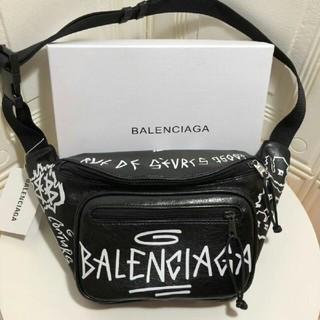 バレンシアガ(Balenciaga)のBALENCIAGAウエストパック(ウエストポーチ)