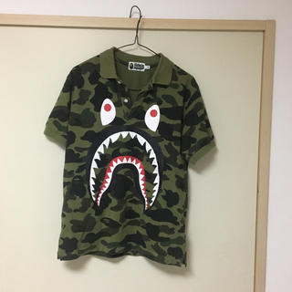 A BATHING APE - bepe ポロシャツ